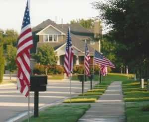American Flag Program